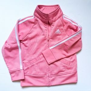 Adidas Baby Girl's Lightweight Logo Jacket